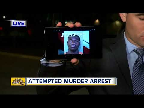 """Suspect arrested after Winter Haven woman was shot for """"no reason,"""" left for dead"""