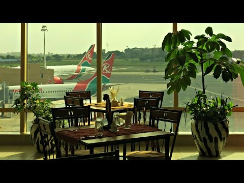 Nairobi Jomo Kenyatta International Airport Terminal 1A