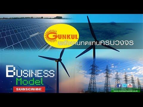 Business  Model | GUNKUL พลังงานทดแทนครบวงจร #21/6/17