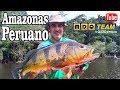 Excelente pesca en el Amazonas peruano