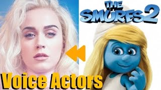 """The Smurfs 2"" (2011) Voice Actors and Characters"