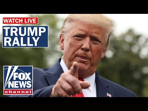 Trump holds campaign rally in Minneapolis amid impeachment inquiry
