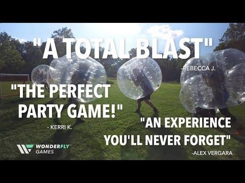Wonderfly Games Kids Birthday Party