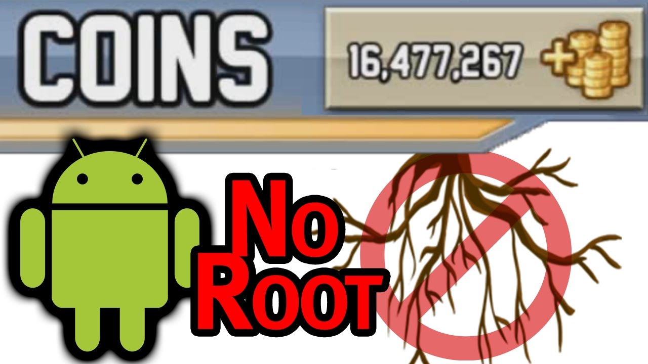 how to hack android games