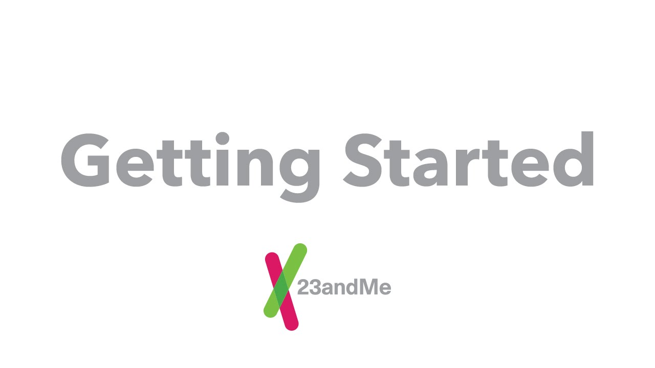 23andMe: Getting Started Canada