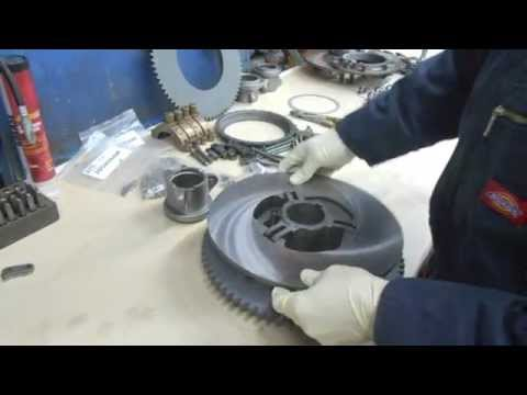 Twin Disc Clutch >> Rockford / Twin Disc Remanufacturing Process: a How to ...