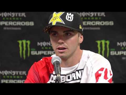 250SX Press Conference - Las Vegas - Race Day LIVE - 2017