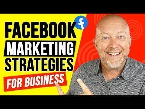 Facebook Marketing: Strategies For Small Business in 2018 [K
