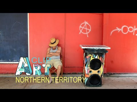 ClipArt - Northern Territory