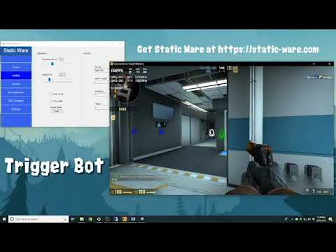 Static-Ware | Best Private CSGO Cheats Undetected in 2018