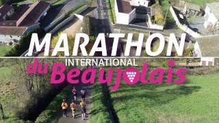 Teaser Marathon International du Beaujolais 2017