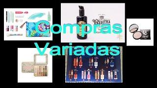COMPRAS VARIADAS-  SEPHORA - KIKO -CULTBEAUTY