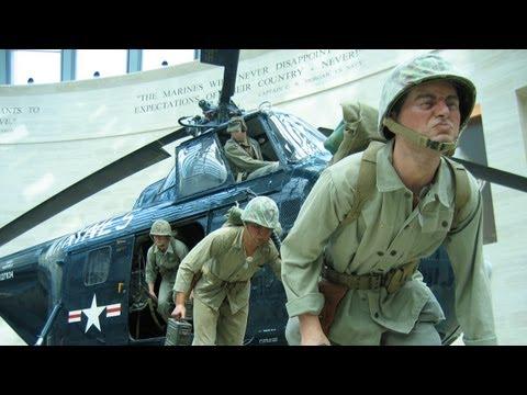 National Museum of the Marine Corps - Quantico, Virginia