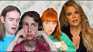 Irish YouTubers Watch Keeping Up With The Kardashians For The First Time | Clisare