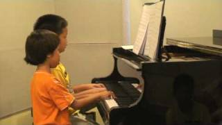 The Washington Post - Duet Piano by Karn & Milo