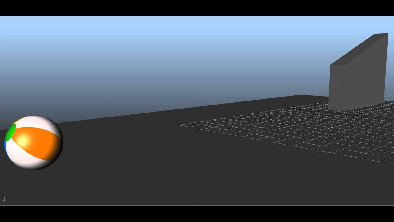 Animated Bouncing Beac...