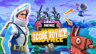 RANDOM DUO'S 'Score Royal'ALL NEW FORTNITE COINS !! Sharky - France Fortnite Fortnite