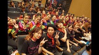 NHC High School Dance & Beauty Festival 2018 浪速高校×NHC×brace