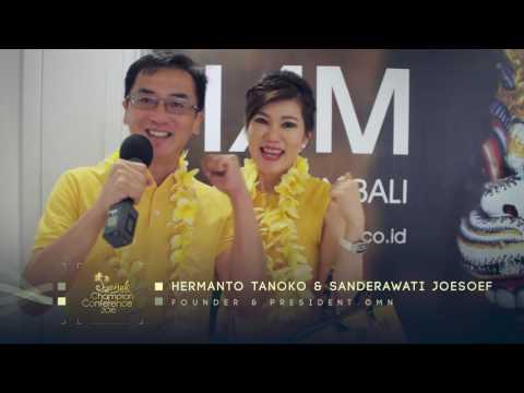 CMN Bali Champion Conference 2016 - Highlight