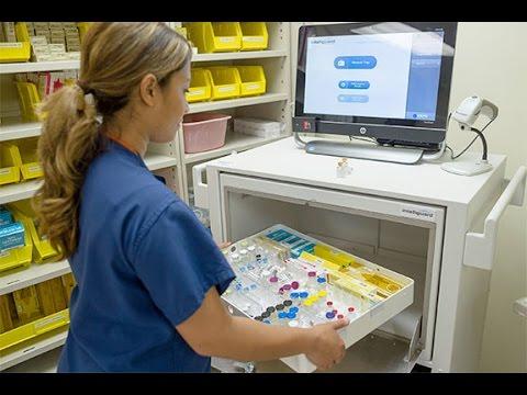 Toronto Hospital Uses RFID To Restock Medication Trays