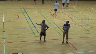 Rolando Freitas - Team Fast break - transition play (part 3)