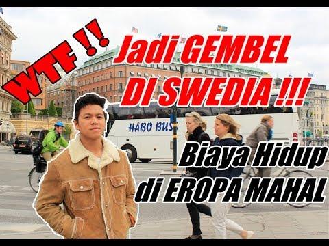 Mampir di Stockholm Swedia!! TRAVEL VLOG#5