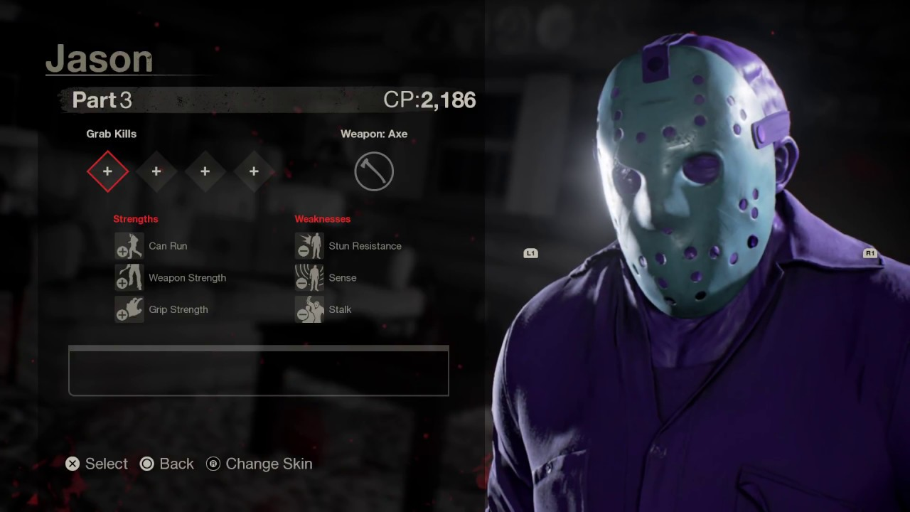 Steam Games For Ps4 : How to get retro jason skin update friday the th