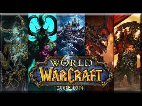 10 Jahre WoW (World of Warcraft)