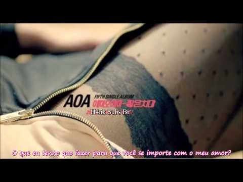 AOA - Gonna Get Your Heart (Intro) Legendado [PT-BR]