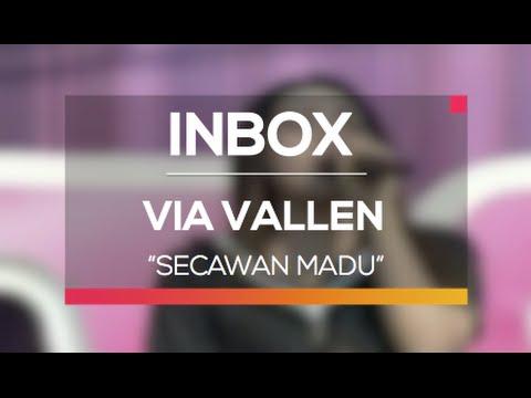 Via Vallen - Secawan Madu (Live on Inbox)