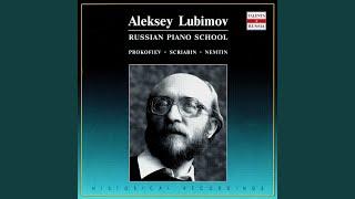 A.Scriabin. 5 Preludes, Op.74. III - Prelude No.3: Allegro drammatico