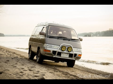 SALE REVIEW: 1993 TOYOTA Town Ace 4wd Van by VANLIFE NORTHWEST