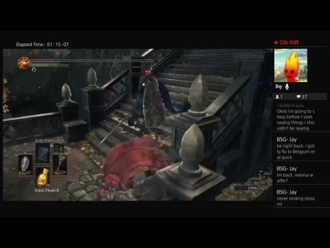 Call me Patrick Swayze Dark Souls 3 Big Shark Gaming