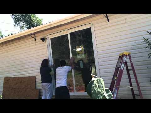 diy-how-to-install-sliding-glass-door