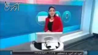 فحش ناموسي به مجري زن بي بي سي و خنده مجري از اين فحش 18+