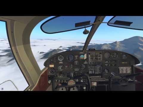 The Piper 140 ! X-plane 11