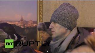 Алексей Навальный задержан полицией в центре Москвы