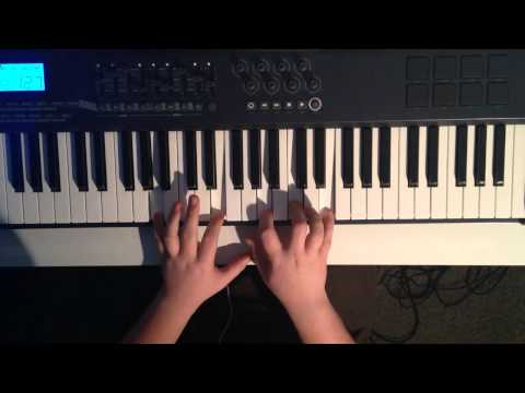 Can't Make You Love Me - Bon Iver Piano Cover Tutorial