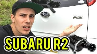 r2   SUBARU R2 review