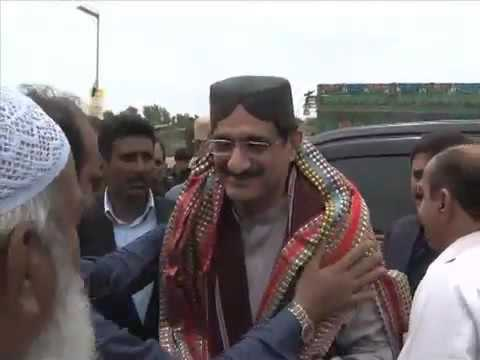 Culture of Sindh DAY .SONG ..CM SINDH SYED MURAD ALI SHAH ...