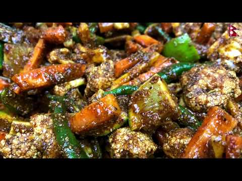 Mixed Achar Recipe | How to make Mixed Pickle at Home | Easy Recipe |  YFW 🍴119