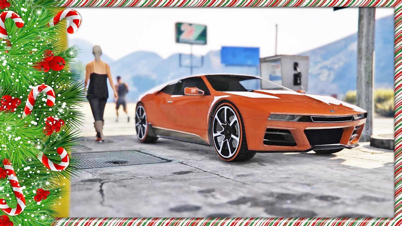 BMW i8 w GTA Online Doomsday Heist