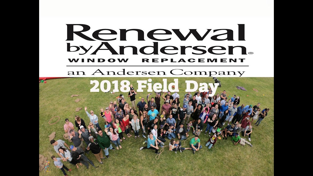 Renewal By Andersen Of Seattle Company Bbq Field Day 2018