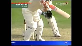 Daniel Vettori vs Adam Gilchrist, World X1 vs Australia 2006