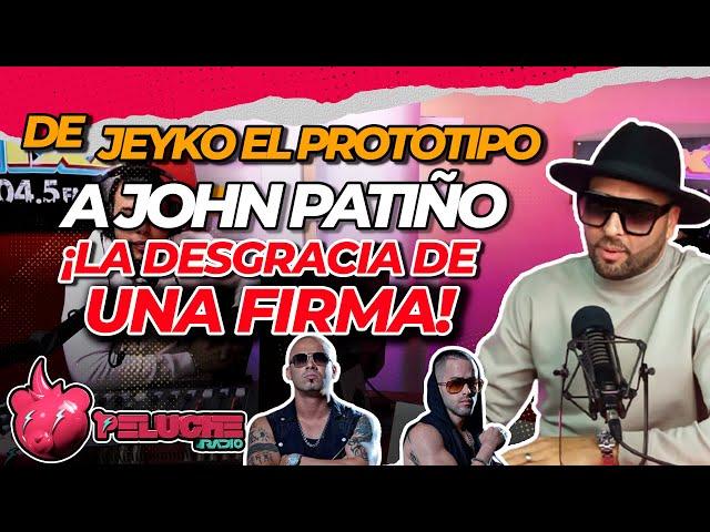 JOHN PATIÑO Antes JAYKO EL PROTOTIPO. Llorando Cuenta Todo lo que SUFRIÓ CON LA FIRMA DE W&Y Redord.