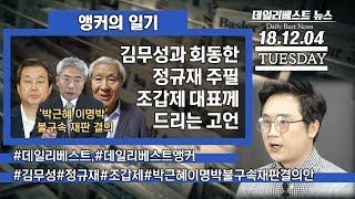 김무성과 회동한 '정규재 주필' '조갑제 대표'께 드리는 고언