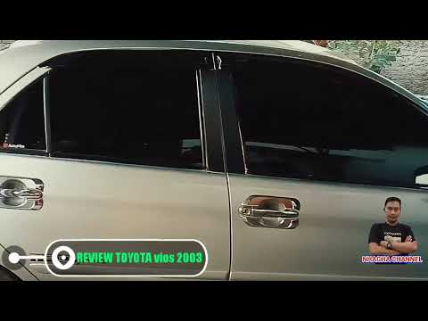 Review toyota vios 2003