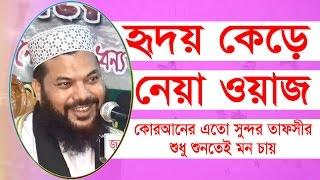 প্রান জুড়ানো ওয়াজ Bangla Waz Mahfil Mawlana Kamrul Islam Said Ansari New mahfil Media