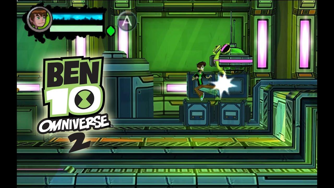 Ben 10: Omniverse 2   Citra Emulator (CPU JIT) [1080p]   Nintendo 3DS
