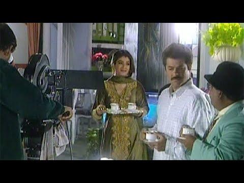 Download Making Of Gharwali Baharwali   Anil Kapoor   Raveena Tandon   Flashback Video